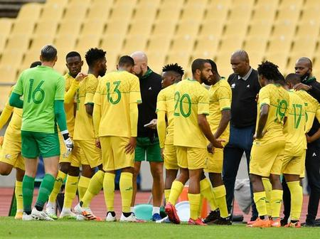 Bafana-Bafana Head Coach Should Consider These Three Uncapped Players For His Squad