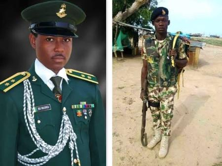 Azuna Maduabuchi to die by firing squad over alleged killing of his Lieutenant.
