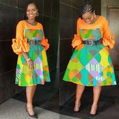 Mothers, Checkout These 35 Ankara Styles For This Month of March