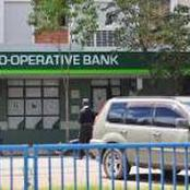 Good News to all Cooperative Bank Loan Borrowers Finally Here