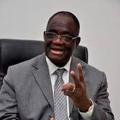 5 jours après son départ à la tête du groupe parlementaire PDCI-RDA, Guikahué réagit