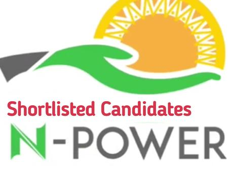 Update: Npower Minimum Cut Of Mark And How To Check Your Result