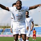Ighalo Unfolds 'Tiger Celebration' After Netting Double In Saudi Arabia