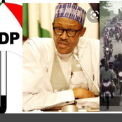 Today's News: About 700 APC And APGA Members Defect To PDP In Abia, Bandits Attack Military Base
