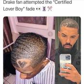 A Fan Tried To Copy Drake's