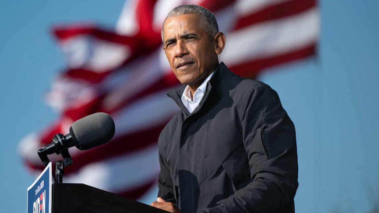 Obama backs Manchin's voting rights compromise before crucial Senate vote