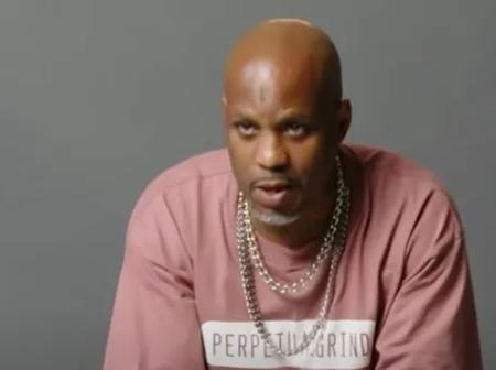 DMX didn't take drugs before heart attack but Covid-19 vaccine which led him to heart attack