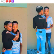 Young couple took their relationship to next level see pictures below