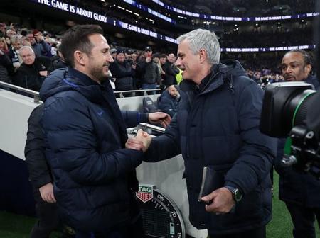 Chelsea And Tottenham Predicted Lineup