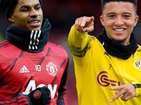 LEAKED: Borussia Dortmund Sets The Deadline Date For Sancho's Transfer