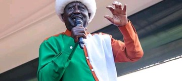 Raila's Team Finally Makes Peace With The Jubilee Party Over Wrangles On BBI