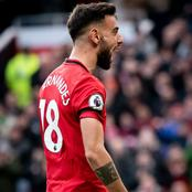Good News to Manchester United Fans as Bruno Fernandes and Luke Shaw Sinks Manchester City