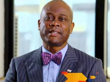 Meet Herbert Wigwe The CEO Of Access Bank And His Beautiful Wife.