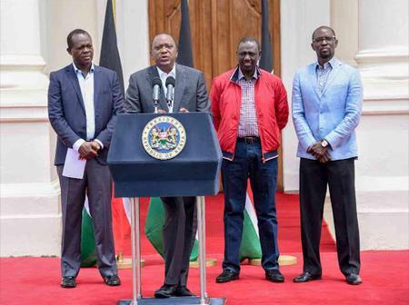 Opinion: Uhuru's Man From Odinga's Backyard Who Hardly Stomachs Ruto's Political Ambitions