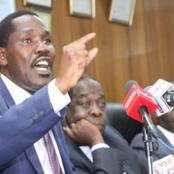 Agriculture CS Peter Munya in Meru County for Public Participation over Proposed Coffee Bill