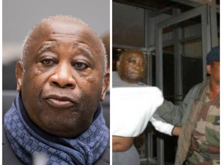 Meet Laurent Gbagbo, the president who was arrested for causing a civil war.