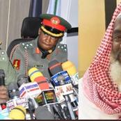 Today's Headlines: Nigerian Army Drops Warning For Sheikh Gumi, Truck Crushes Woman To Death In Ogun
