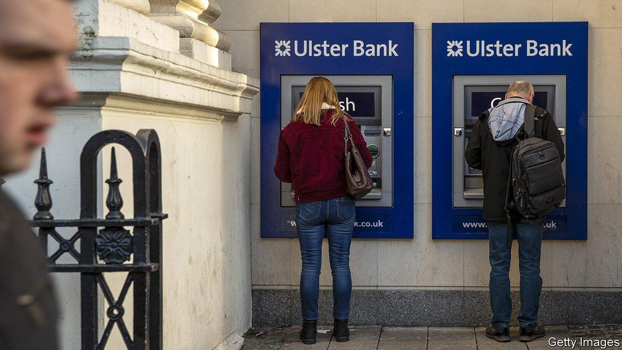 NatWest's struggle to sell Ulster Bank