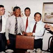 Who Are These Men That Mandela Is In Meeting With?