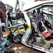 Grief As a Mother And Her Two Sons Die In Deadly Road Accident As They Head For A Burial In Mwea