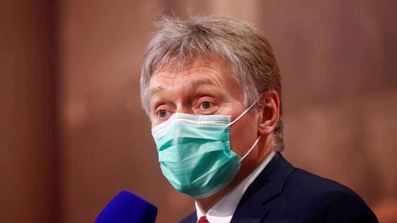 Kremlin dismisses Ukraine's accusation that military build-up aims to distract from politics