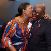 Nana Addo and his wife, Dr. Bawumia and his wife to take the first jab of the covid19 vaccine today.