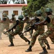 The 101 Soldiers Who Reportedly Ran Away From Boko Haram, See What Happened Last Time Such Happened