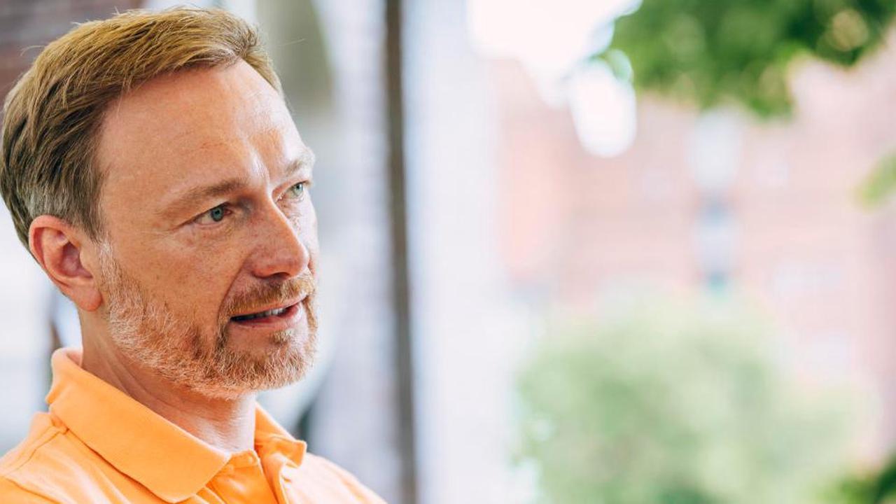 """FDP-Chef Lindner fordert """"eine Art Corona-Index"""""""