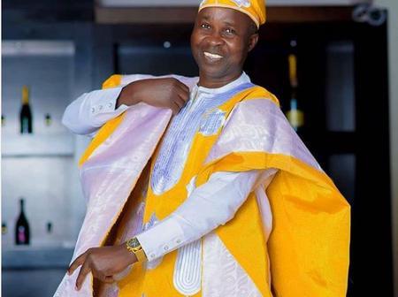 Lateef Adedimeji, Mide Martins, Osupa, Ronke Odusanya, Odunlade Adekola Celebrate Okunnu's Birthday