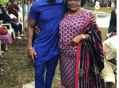 As Tobi Bakre Celebrates His Mother's Birthday Today, Check Out What He Said
