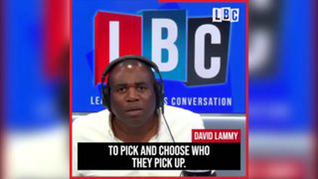 'What is Nigel talking about!' Lammy launches passionate defence of RNLI migrant rescues