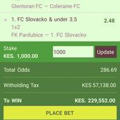 Sure Bets of GG, Over 2.5 Goals, Correct Score (CS) VIP Bets that you are Assured of Winning Tonight