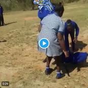 Watch Another Embarrassing Bullying Incident Which Unfolded In Bushbuckridge
