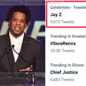 Why Everyone Is Praising Jay Z on Twitter