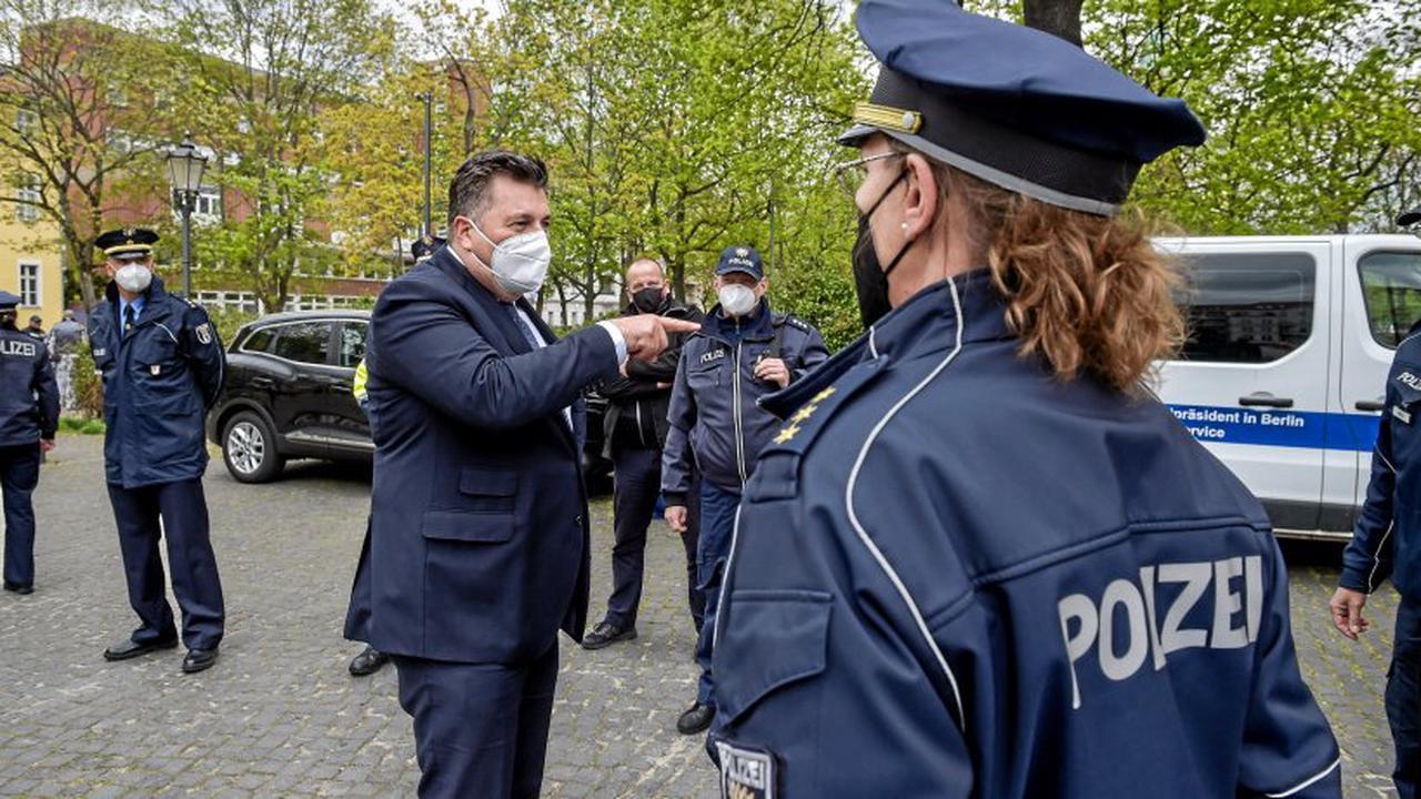 Deshalb werden bei der Polizei keine Dienstunfälle erfasst