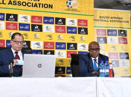 Ex-Real Madrid Manager is SAFA's First Choice Candidate for the Bafana Vacant Job