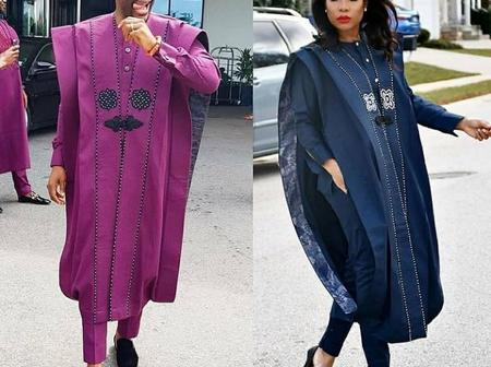 BBN: Check Out The Lady Who Recreates Ebuka's Style