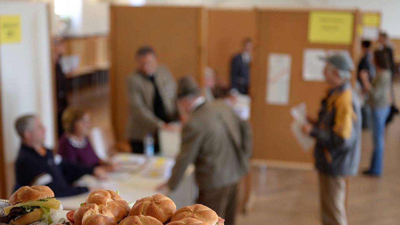 Bundestagswahl 2021 im Landkreis Miesbach: Alle Ergebnisse und News im Live-Ticker am Wahltag