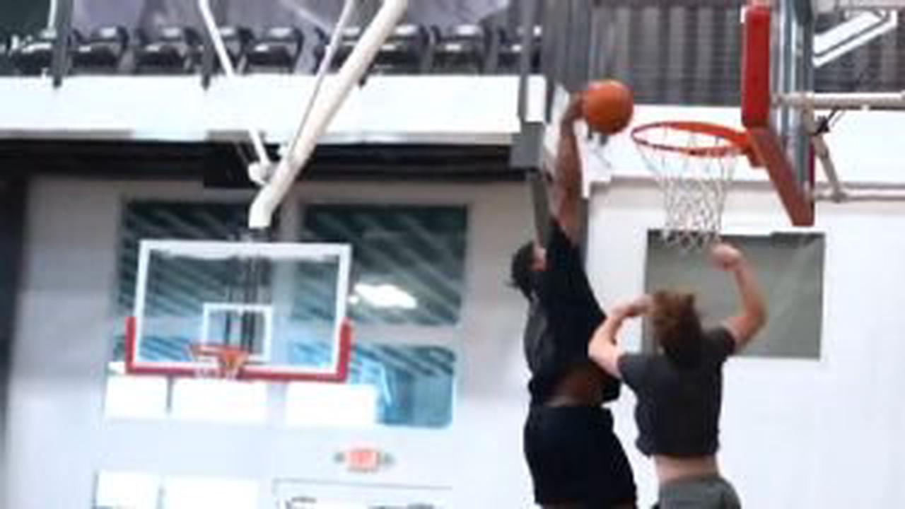 Cleveland Browns DE Myles Garrett 'retires' from basketball ...