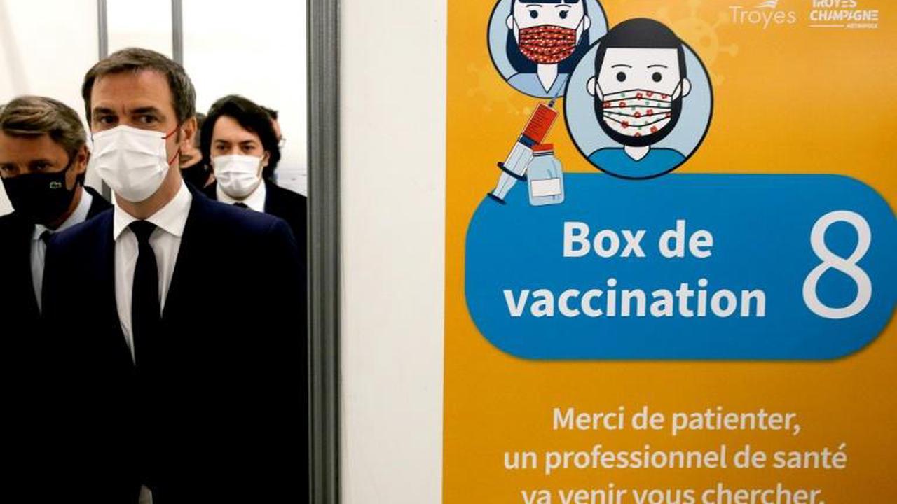 """Covid-19: le million de vaccinés sera """"largement"""" atteint d'ici fin janvier, assure Véran"""