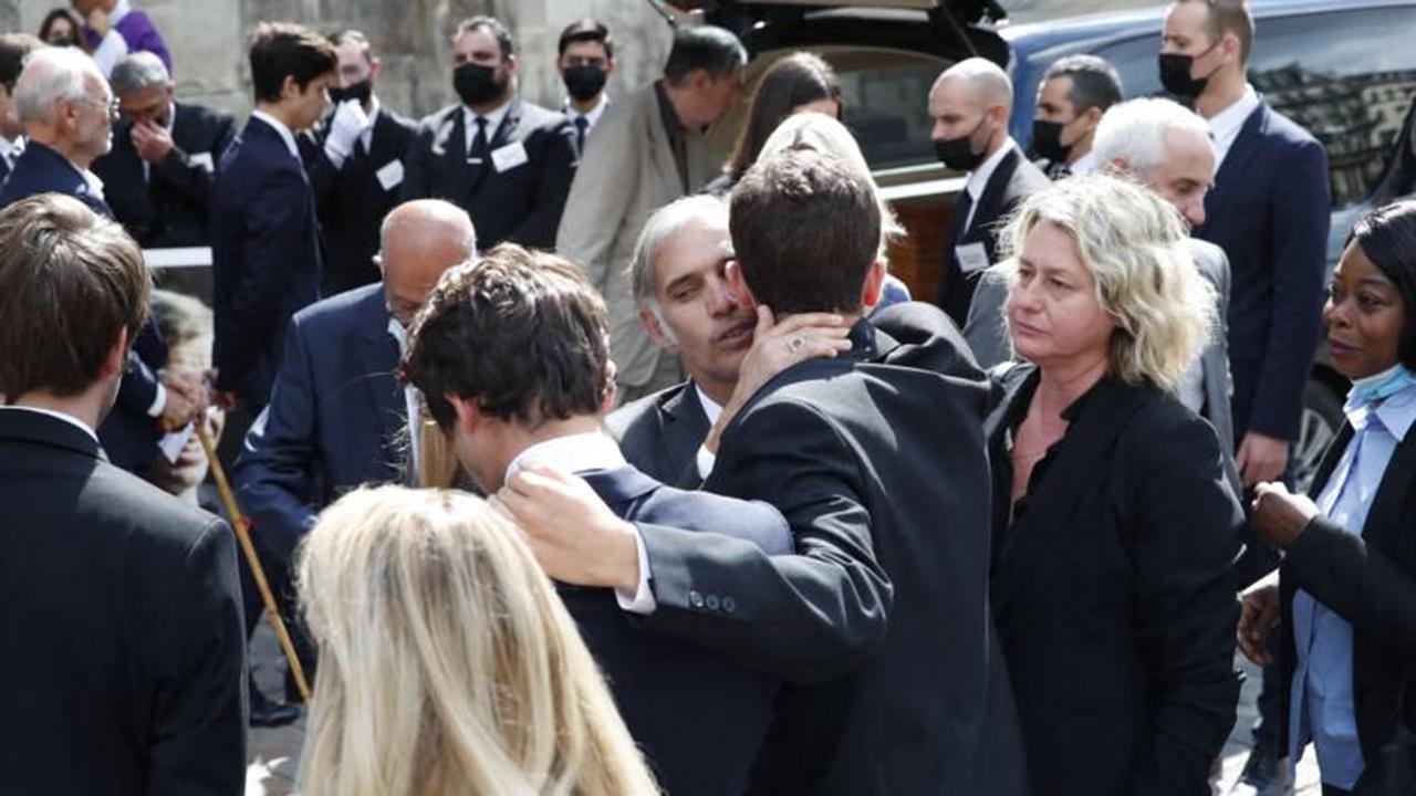 PHOTO – Luana Belmondo éblouie par son mari Paul et leur fils, «si courageux»