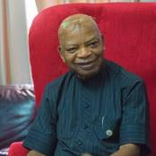 See Photos As Senator Ekwunife Celebrates Prince Arthur Eze At 72.
