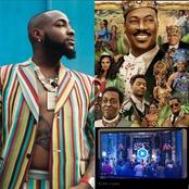 (VIDEO) Eddie Murphy Dances to Assurance as Davido Performance on Stage in Coming to America2