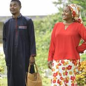 Look At Some Photos Of Kannywood Actor, Salisu S Fulani With Some Female Celebrities