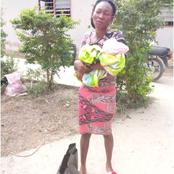 Woman Sells Her Day-Old Baby For #10,000