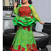 Change your wardrobe with these elegant and fashionable Ankara styles for beautiful ladies