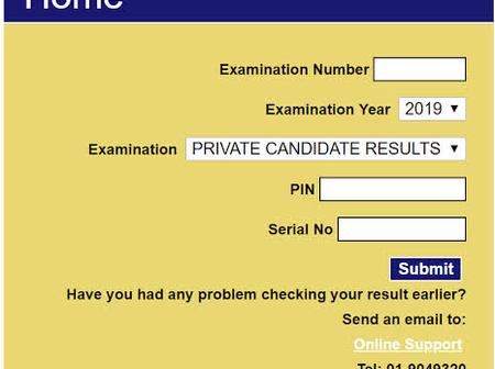 2020 WASSCE: How to Check Your WAEC Result With Mobile Phone