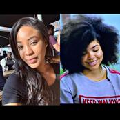 Checkout These Pictures That Prove Erica And Nengi Are More Beautiful Without Make Up.
