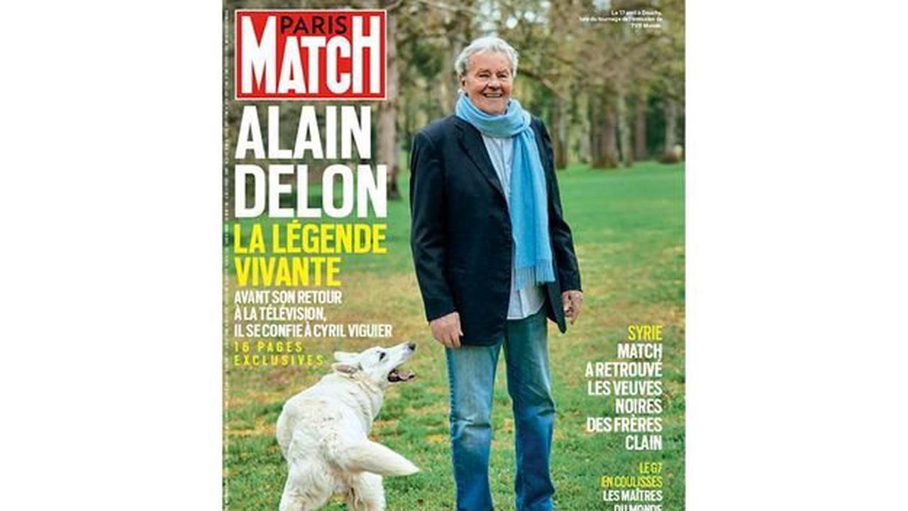"""Alain Delon: """"J'ai une passion pour Biden"""""""