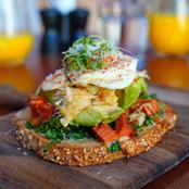 Healthy Breakfasts With Avocado Toast